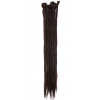 Dark Brown Dreadlocks Extensions