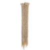 Dark Blonde Dreadlocks Extensions