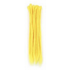 Yellow Dreadlocks Extensions