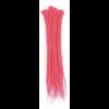 Pink Dreadlock extensions