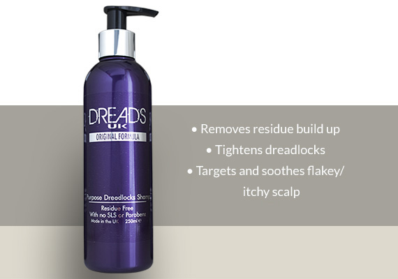 uk dreadlock shampoo