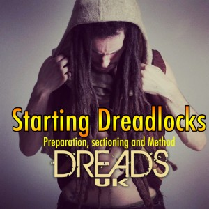 Starting dreadlocks