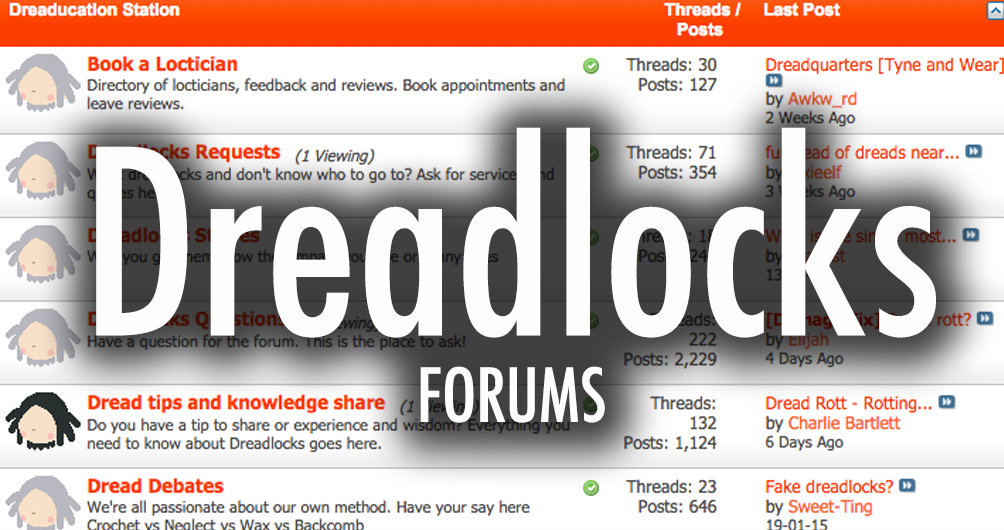dreadlocks forums