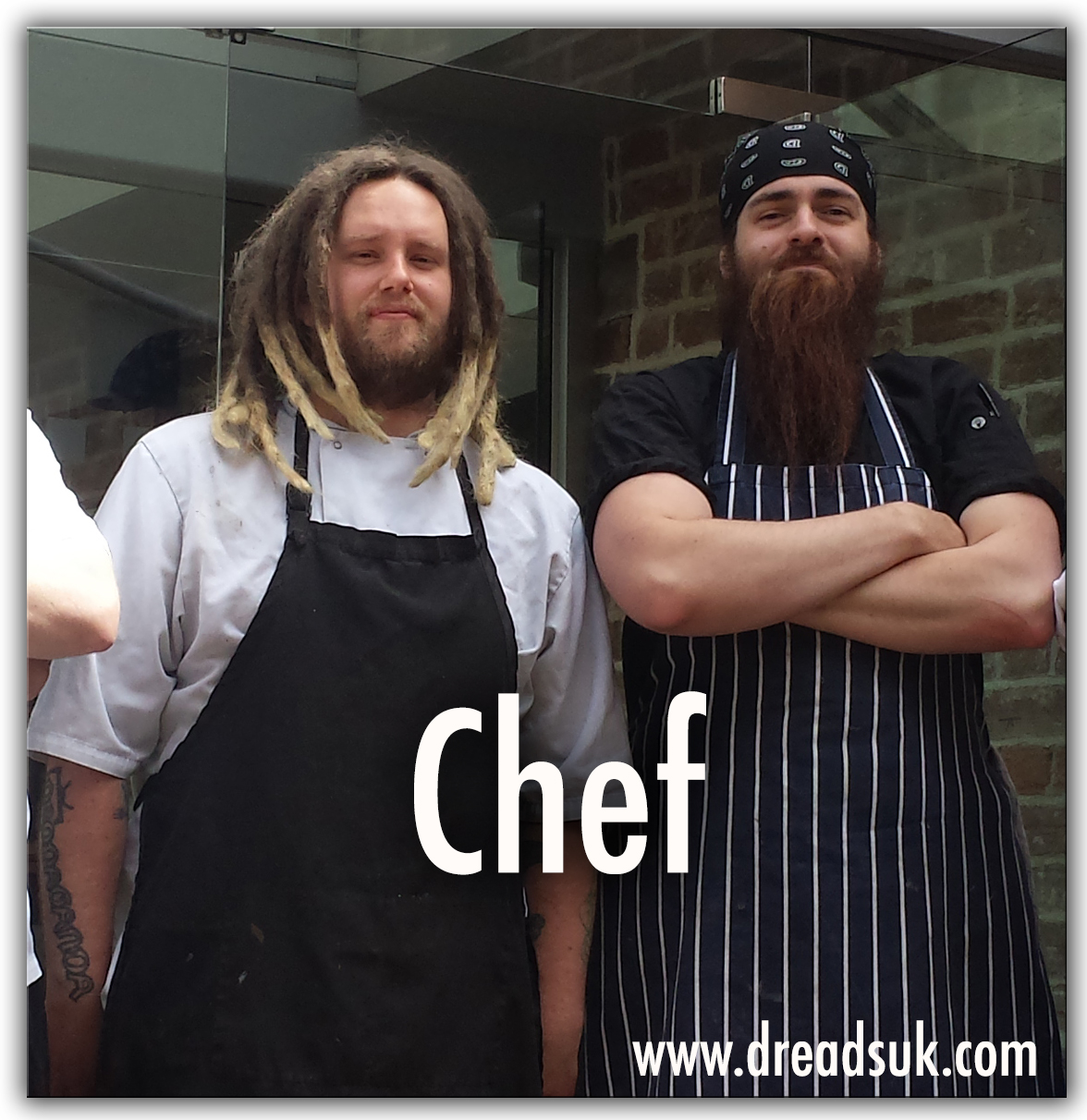 chef jobs with dreadlocks