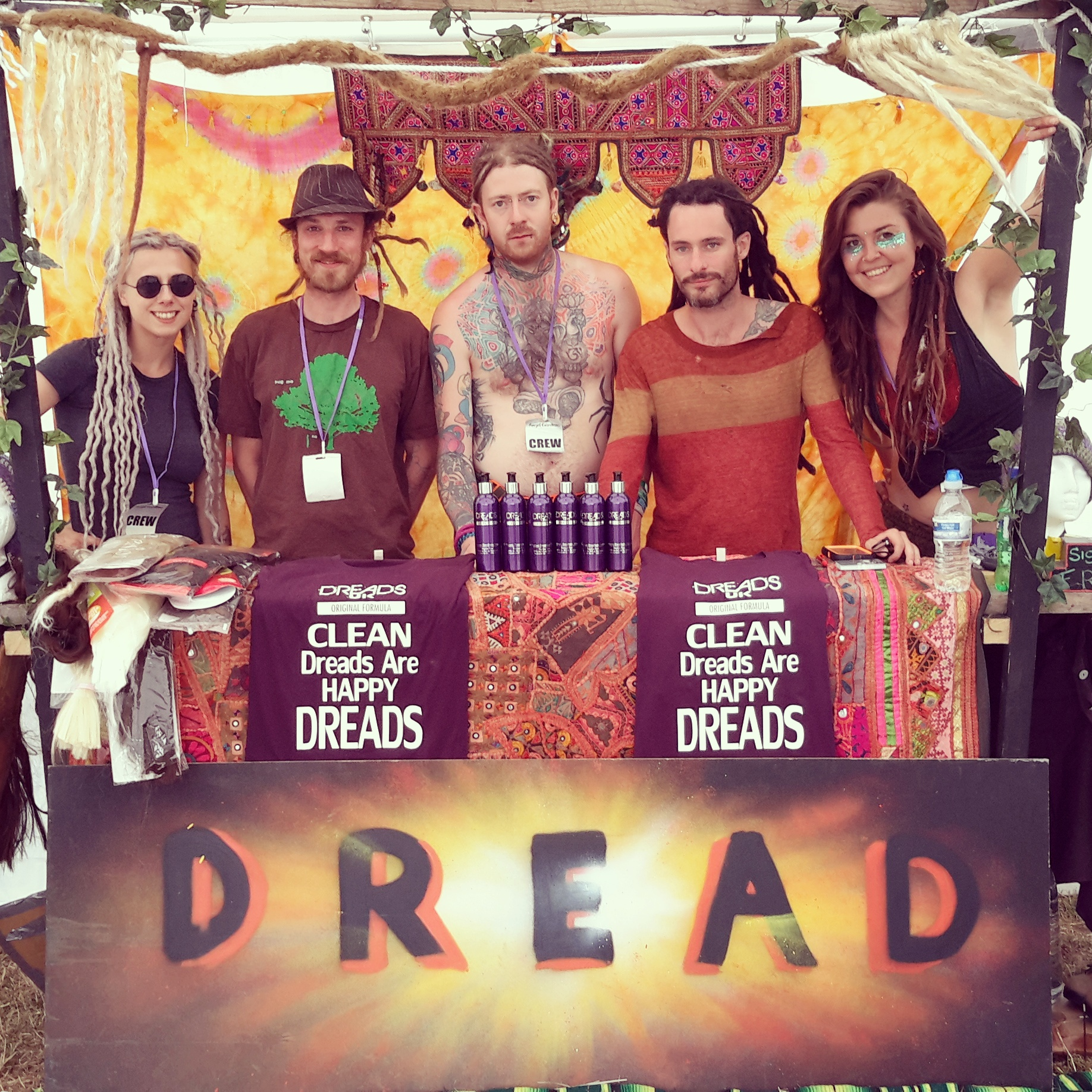 dreads uk festival