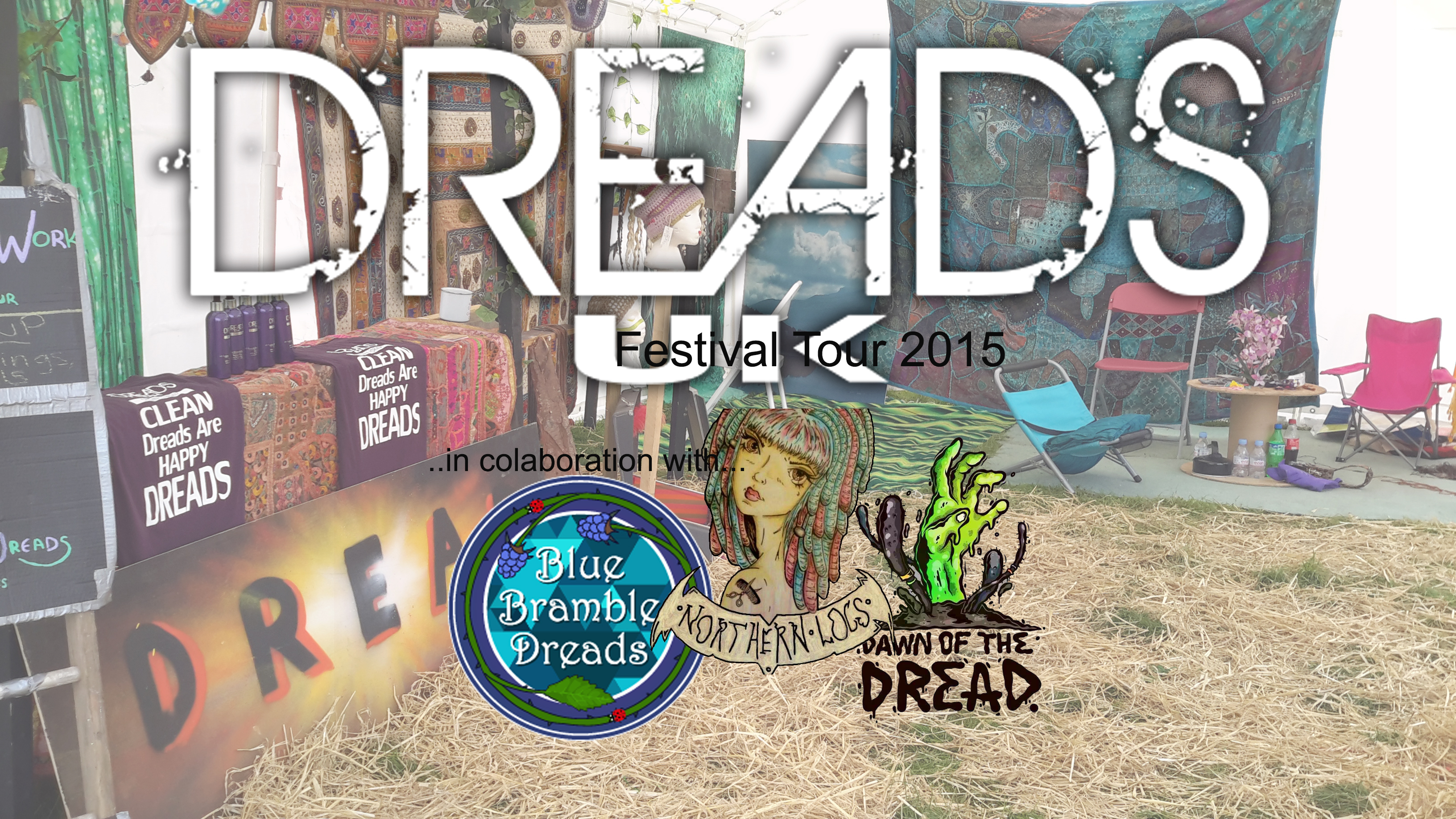dreads uk festival tour 2015
