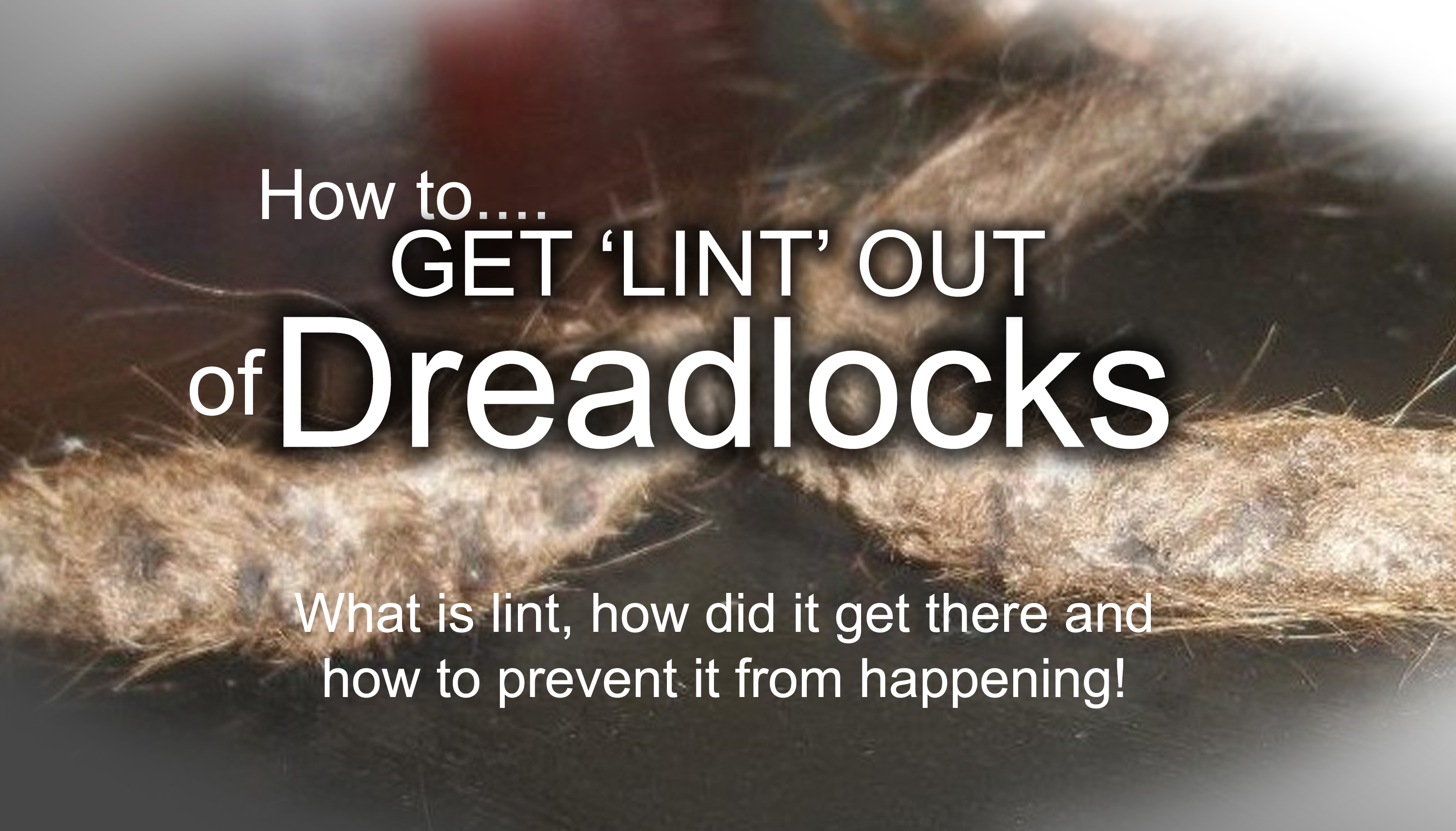 Get link out of dreadlocks