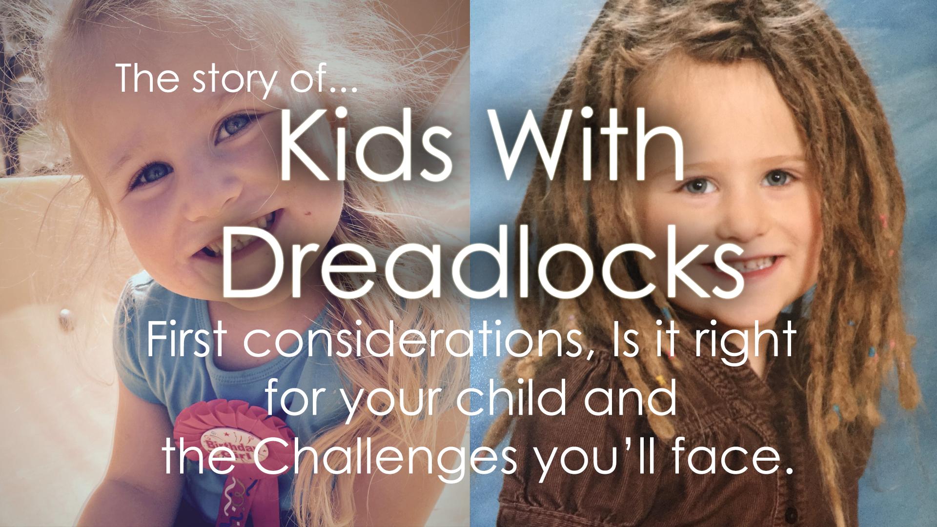 kids with dreadlocks