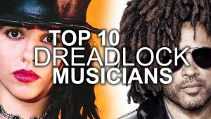 Musicians with dreadlocks - Top 10